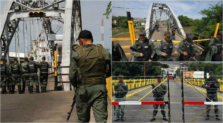 Constitucionalidad del estado de excepción en seis municipios del Estado Táchira