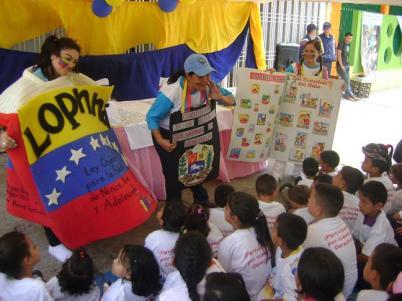 El derecho del niño, niña y adolescente a opinar y ser oído.