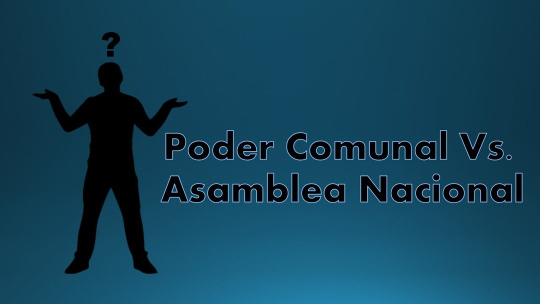 Democracia participativa amenazada por las comunas