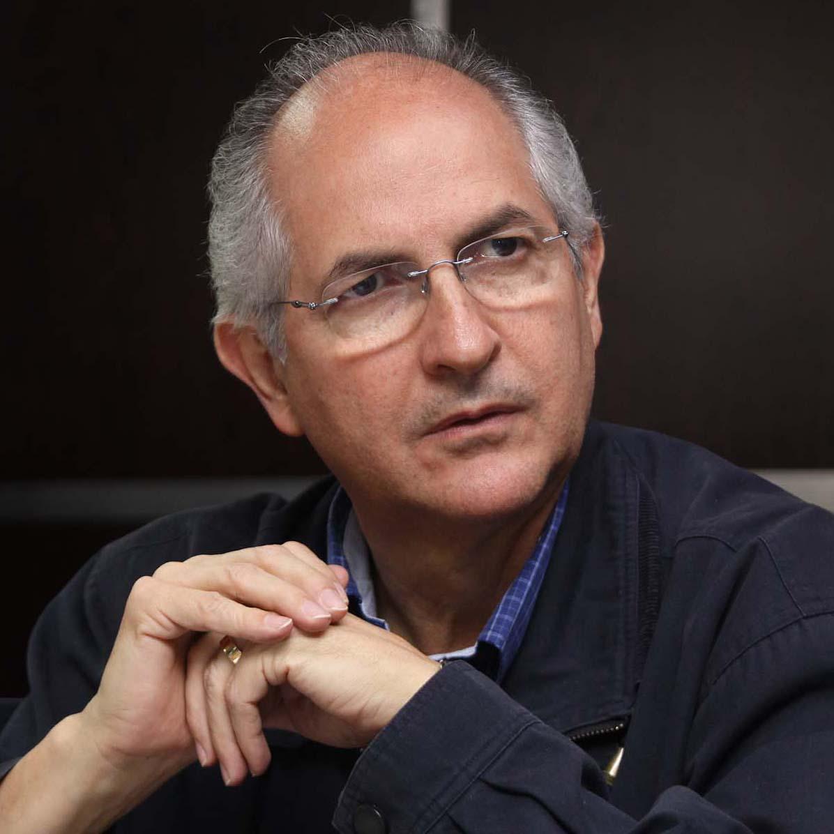 Cronología del caso Antonio Ledezma