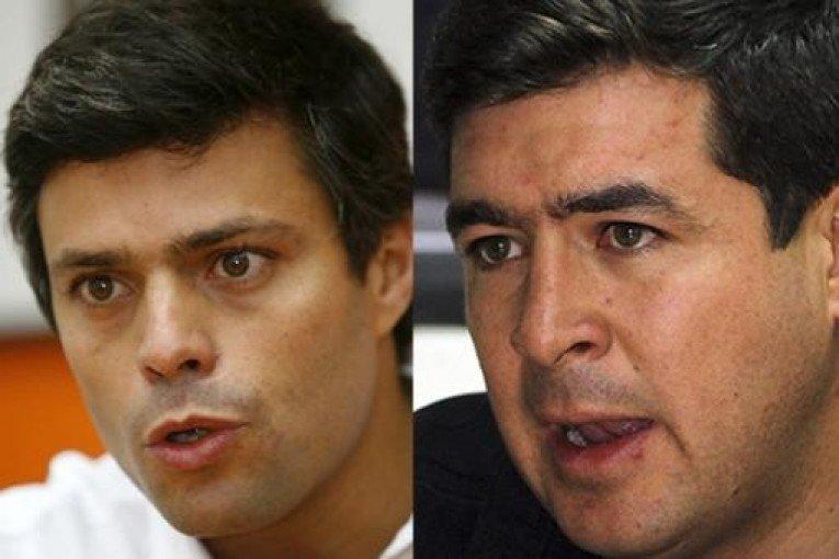 Protección universal decretada para Leopoldo López y Daniel Ceballos