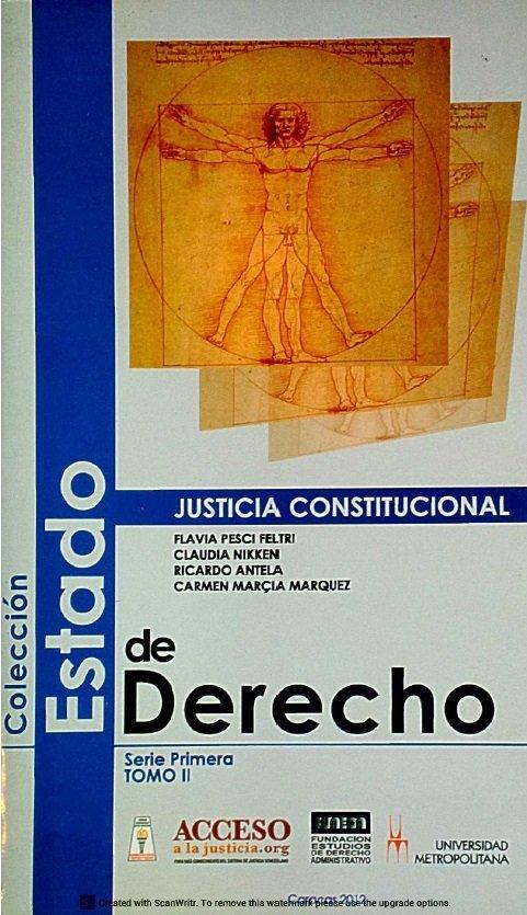 ESTADO DE DERECHO 2
