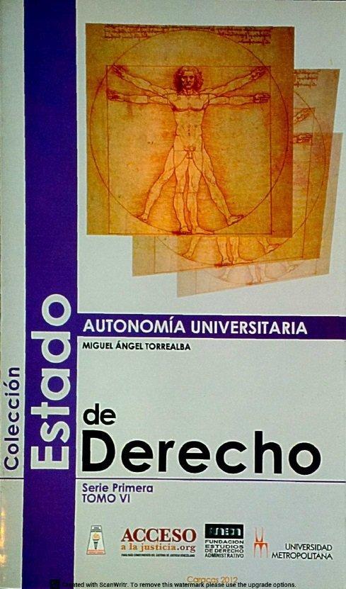 ESTADO DE DERECHO 6