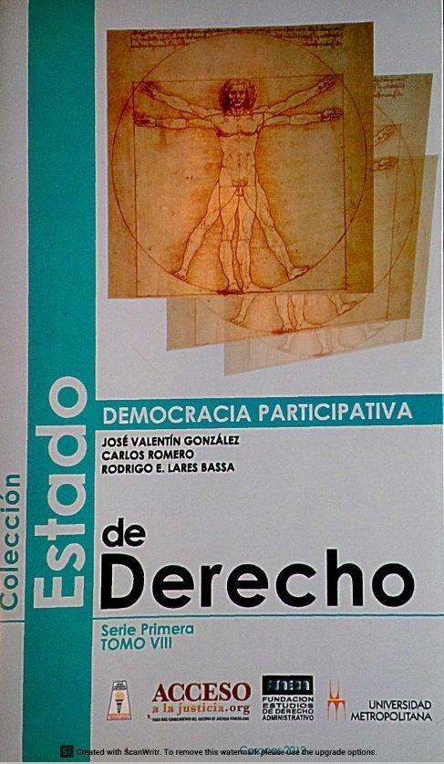 ESTADO DE DERECHO 8