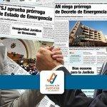 El TSJ aprueba inconstitucionalmente la prórroga de la emergencia económica