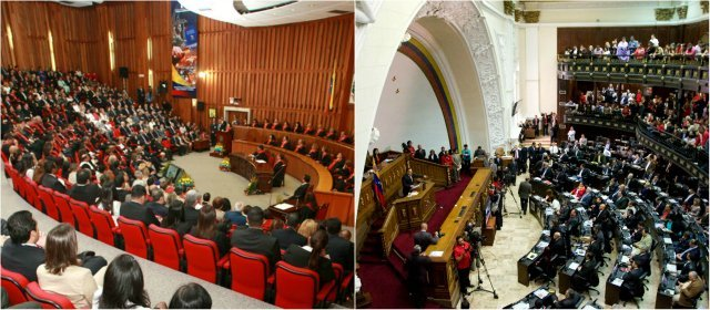 Sala Constitucional sigue desconociendo a la Asamblea Nacional