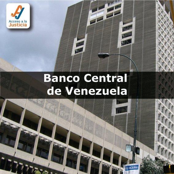 Banco Central de Venezuela no requiere autorización parlamentaria para contrato de préstamo