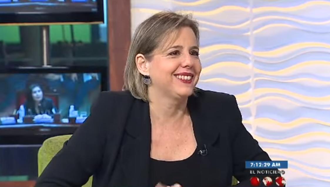 Laura Louza analiza el impacto de las actuaciones del TSJ por Televen