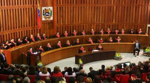 Informe sobre irregularidades en la designación de magistrados