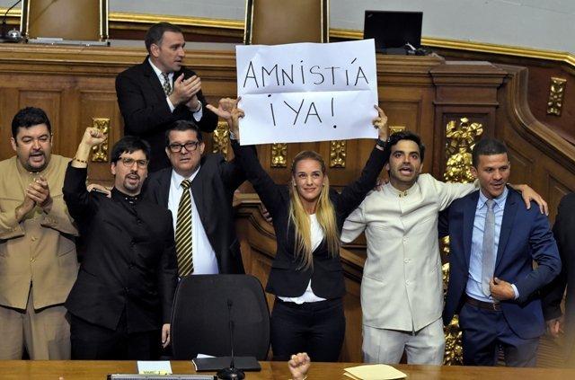 El TSJ le quita al país la paz de la Ley de Amnistía