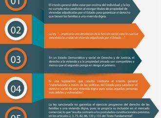 6 razones del TSJ para declarar inconstitucional la ley de la GMVV