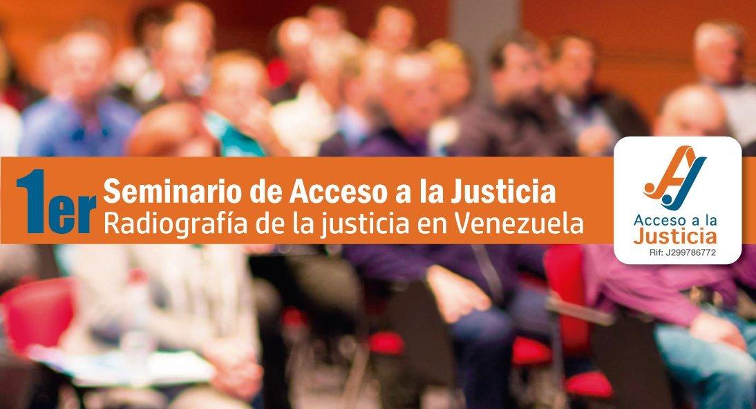La ONG Acceso a la Justicia realizará su 1er Seminario
