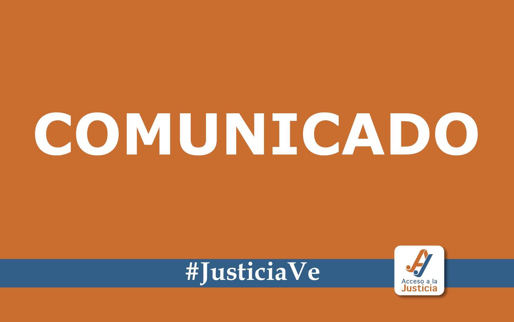 Venezuela debe revocar el decreto de emergencia vigente