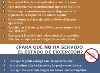 Estado de excepción: ¿para qué ha servido y para qué no?