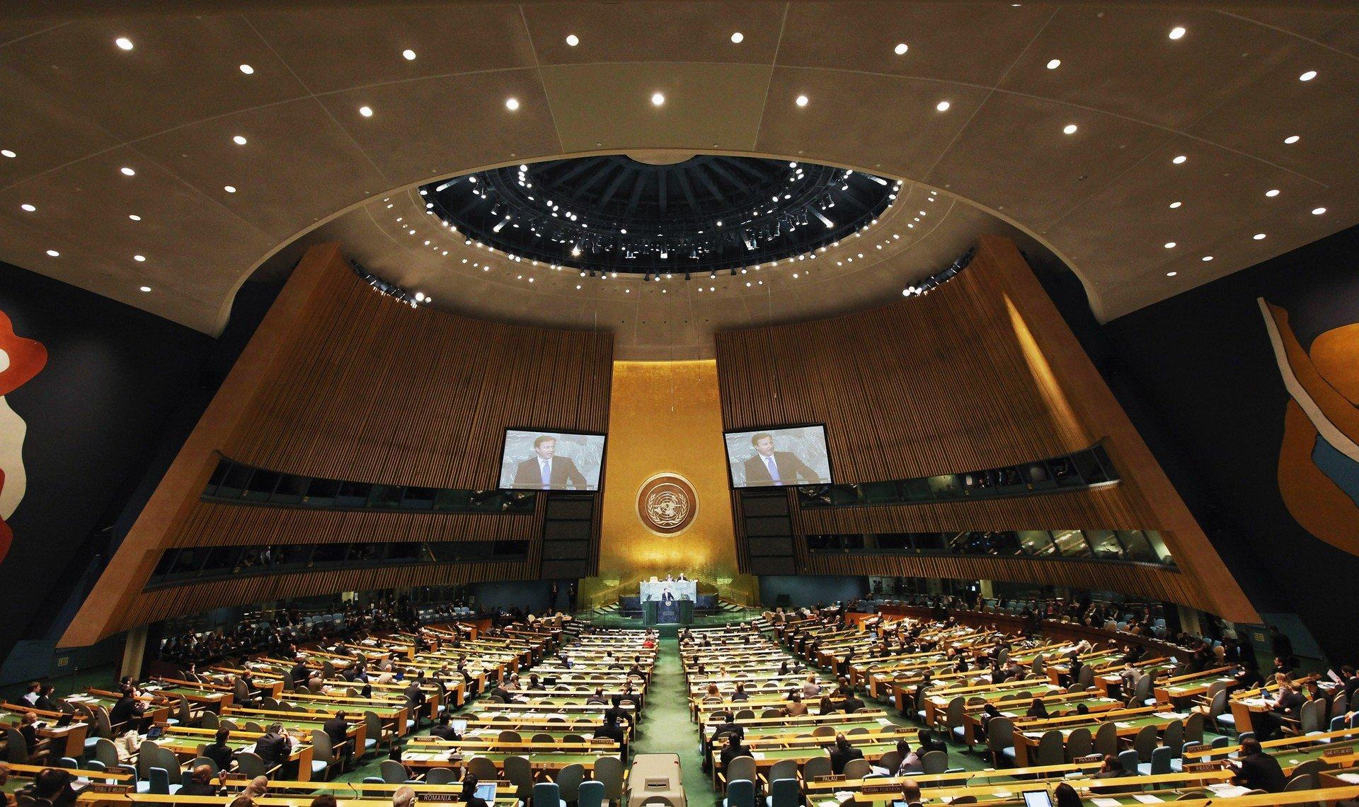 Venezuela sigue en mora con la ONU