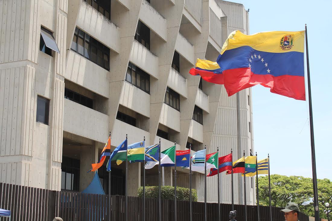 Amparo constitucional contra la detención por parte de Aruba del ciudadano Hugo Carvajal
