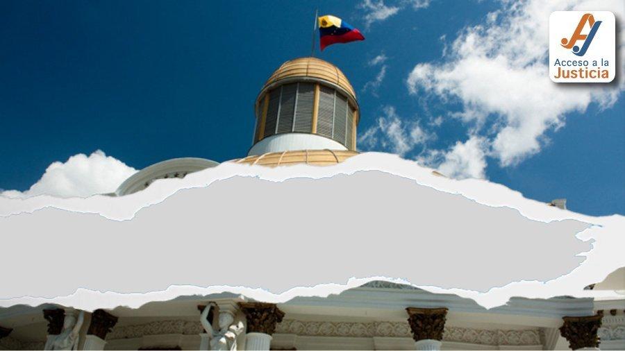 Sala Electoral declara nuevamente desacato de Diputados de la AN