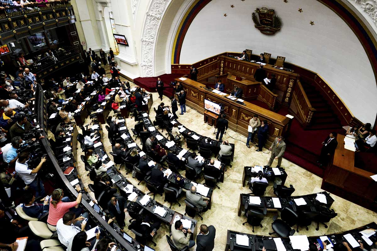 Sala Constitucional niega la potestad revocatoria de la Asamblea Nacional