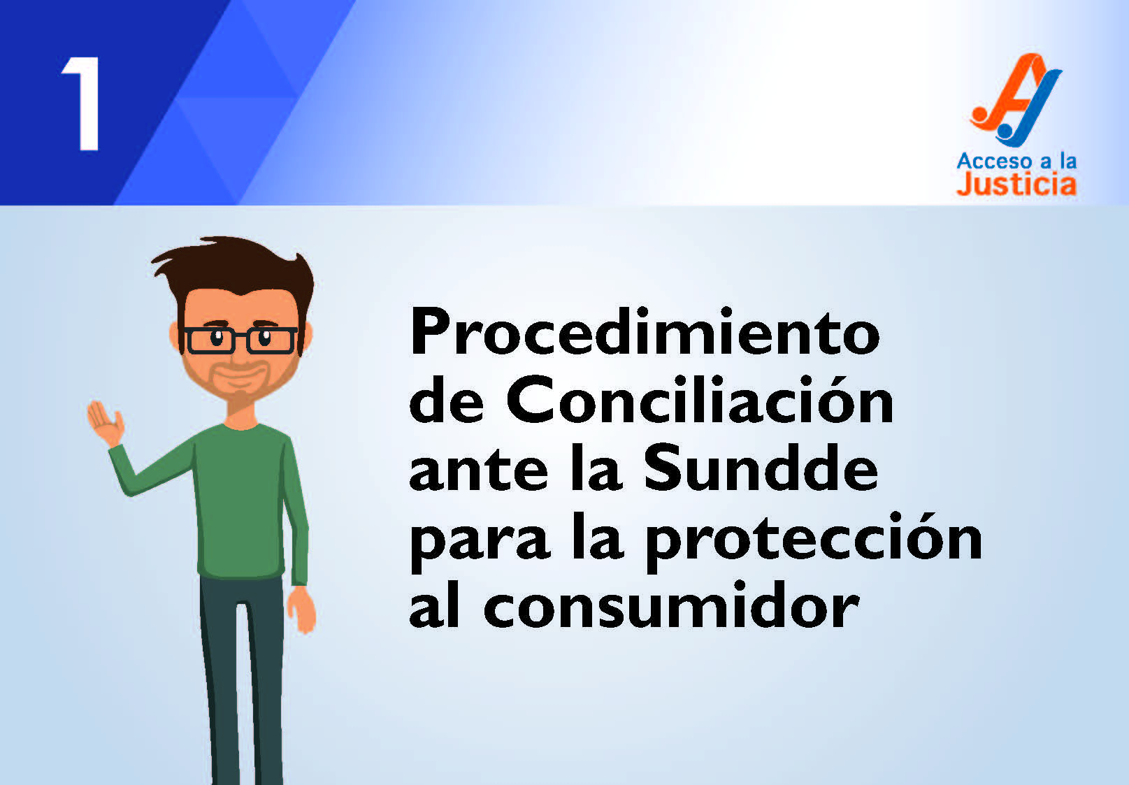 Procedimiento de Conciliación ante la Sundde