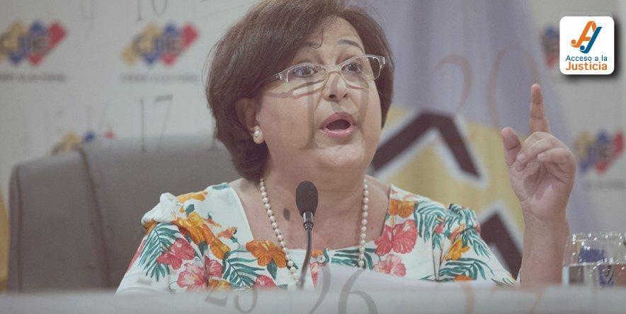Sala Electoral desecha recurso contencioso electoral contra actos del CNE
