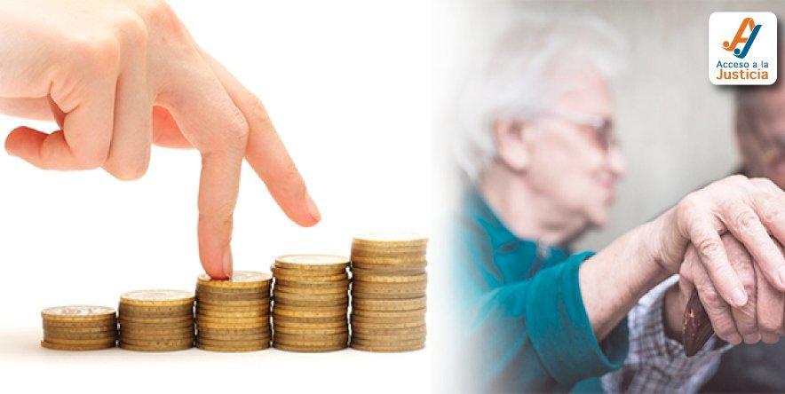 Planes de Jubilación no pueden otorgar montos menores a salario mínimo