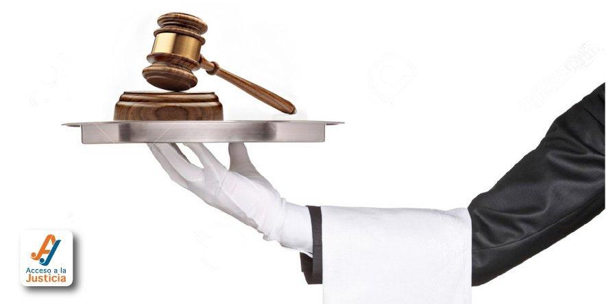 Poder Judicial renuncia a su rol para servir al Ejecutivo