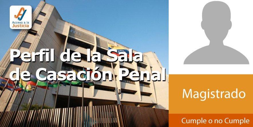 Perfil de la Sala de Casación Penal