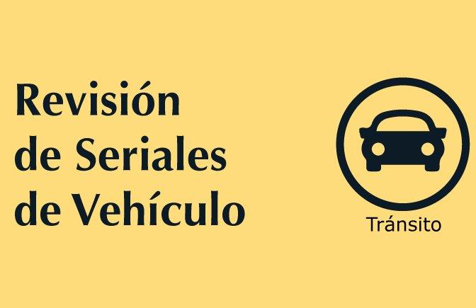 Trámites nuestros de cada día: Constancia de experticia de verificación legal del vehículo