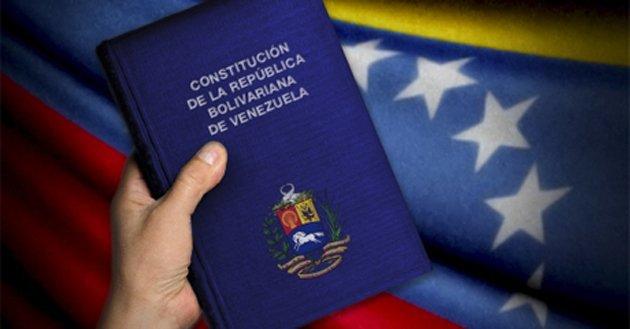 Constitucionalidad del Decreto de convocatoria a Asamblea Nacional Constituyente