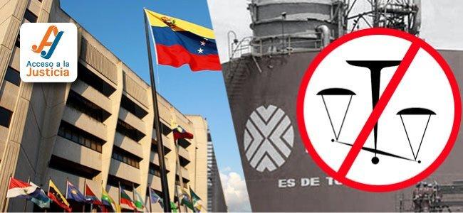 Control político sobre la empresa estatal PDVSA