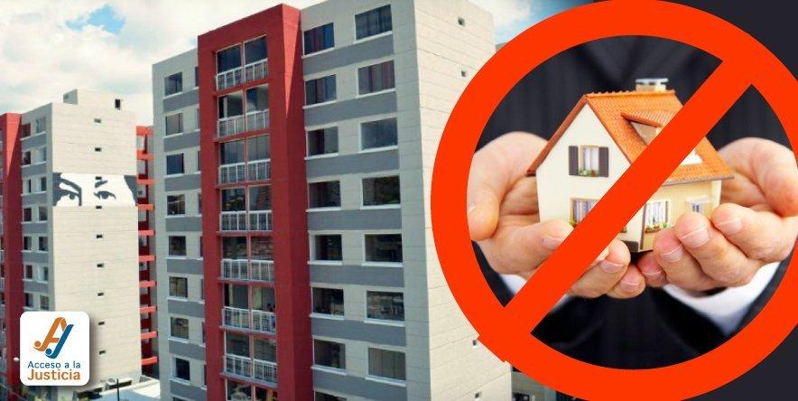 Los habitantes de la GMVV seguirán sin ser propietarios