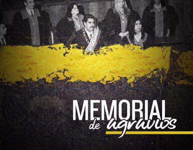 Memorial de Agravios 2016