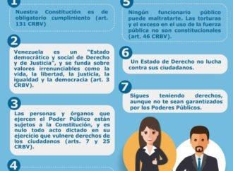 7 cosas que como ciudadanos no podemos olvidar