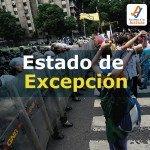 Prórroga de la vigencia del decreto de estado de excepción