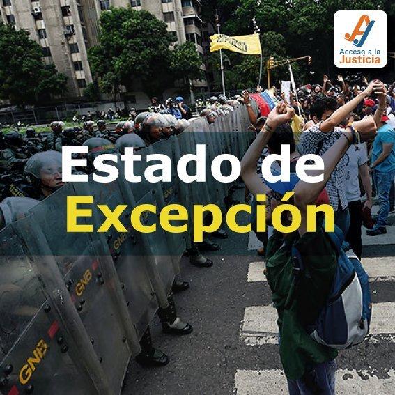 Sala Constitucional sigue perpetuando el Estado de Excepción en el país