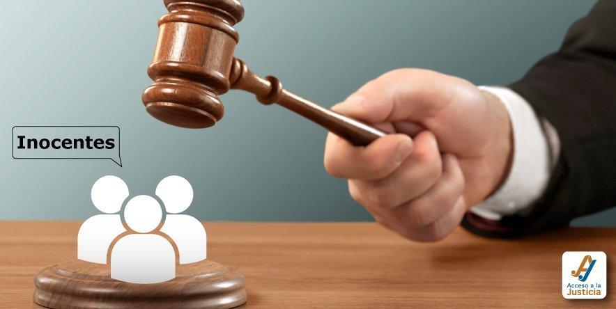 ¿Error judicial o simulación de hecho punible?