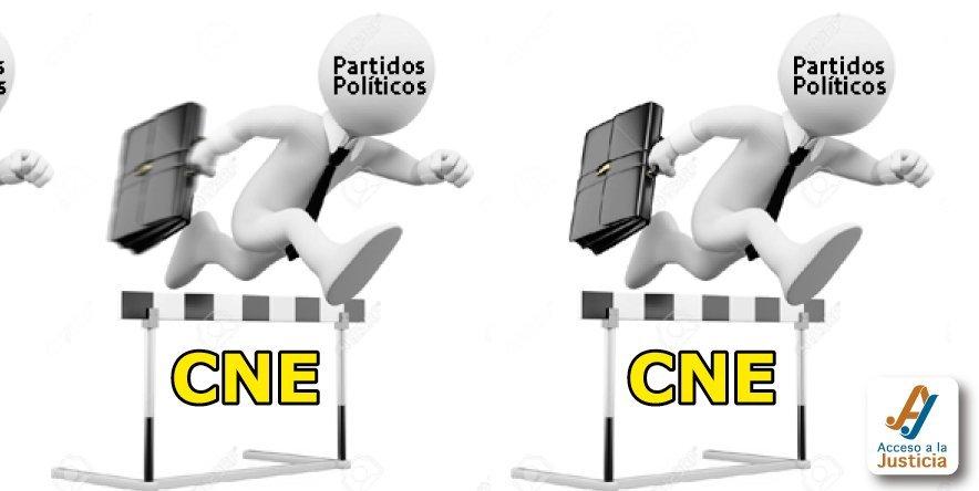 La nueva carrera de obstáculos de los partidos políticos