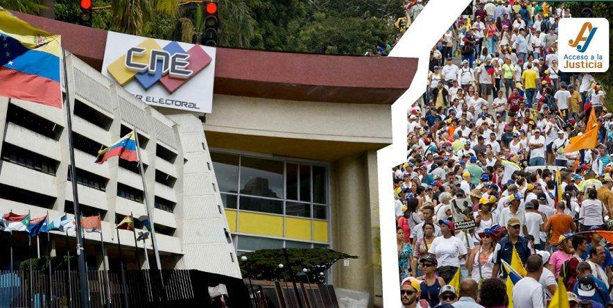 """Laura Louza: """"Lo último en Venezuela es que el Poder decide si el pueblo puede o no ejercer su soberanía"""""""