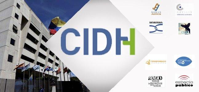 Audiencia ante la CIDH por ausencia de acceso a la justicia en Venezuela