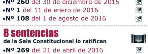 Boletín n.° 14. Del 13 al 20 de noviembre de 2017