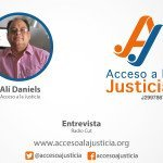 """Entrevista Ali Daniels: """"La Justicia venezolana requiere de la unión de la ciudadanía para su rescate"""""""
