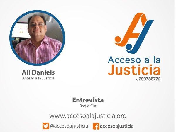 Entrevista Ali Daniels: «La Justicia venezolana requiere de la unión de la ciudadanía para su rescate»