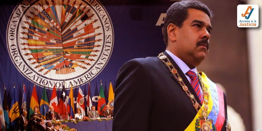 La renuncia a la OEA no implica una renuncia a la democracia en Venezuela