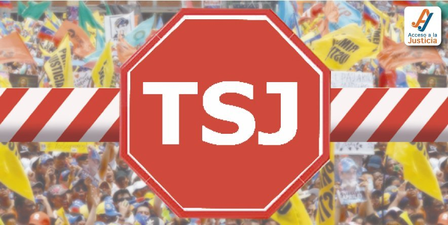 TSJ sigue violando el ordenamiento jurídico con nuevas reglas para la renovación de los partidos