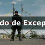 Venezuela en estado de excepción y sin Constitución