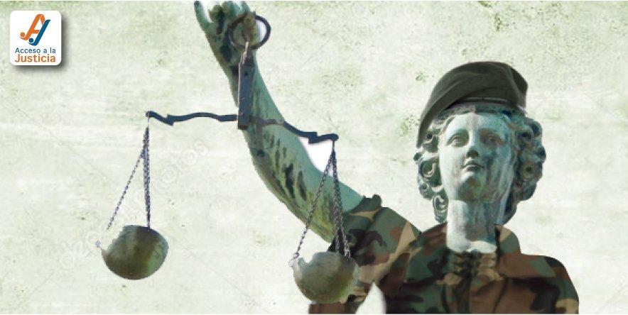 La injusticia militar