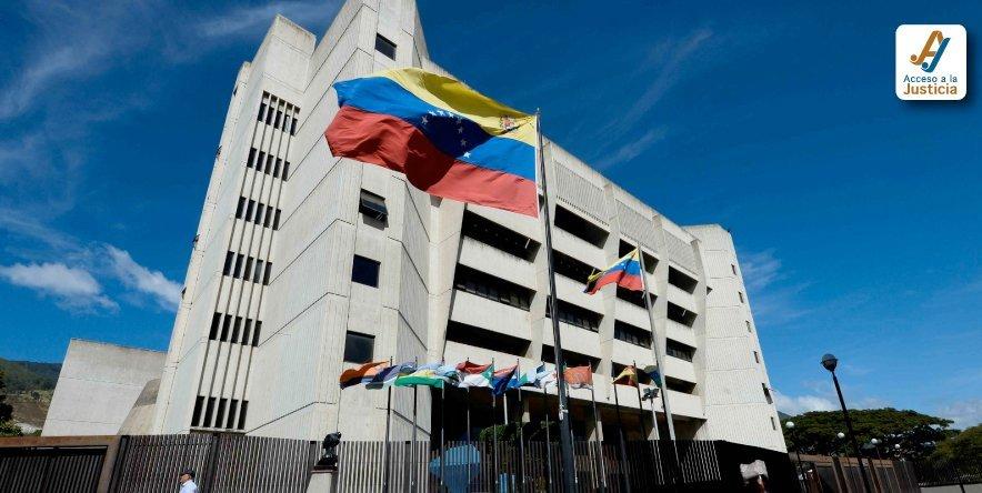 ¿Qué dice la sentencia n.° 470 del TSJ en que se destituye al vicefiscal general?