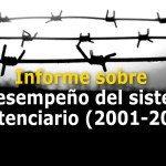 Informe sobre el desempeño penitenciario (2001-2015)