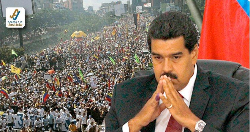 Venezolanos y el mundo piden a Maduro detener Constituyente