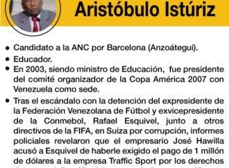 """Los """"peces gordos"""" de la Constituyente: Aristóbulo Istúriz"""